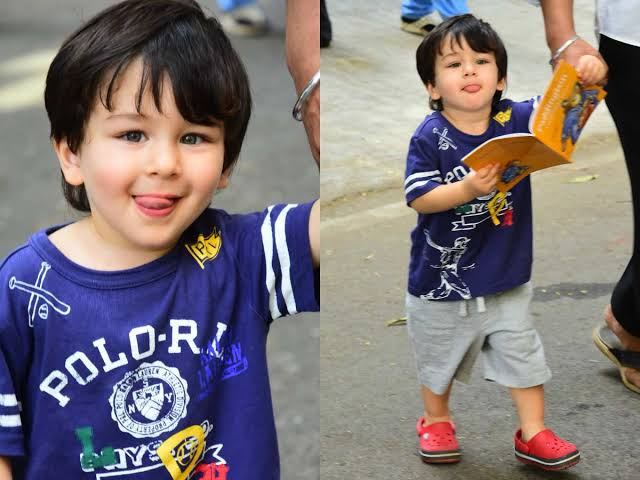 Bollywood Tadka, Taimur Ali Khan Images