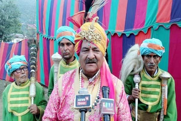 PunjabKesari, Maheshwar Singh Image