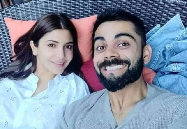 Virat Kohli had taunted Anushka sharma in her first meeting