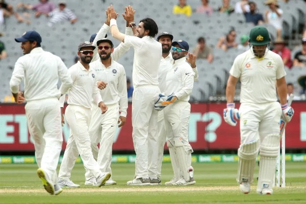 indian cricket team image