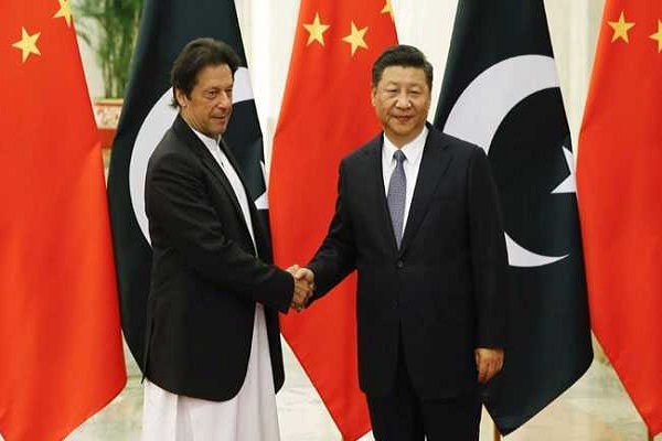 cpec has no military dimensions clarifies pakistan