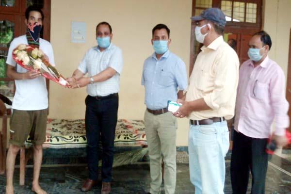 PunjabKesari, Youth and Health Department Team Image