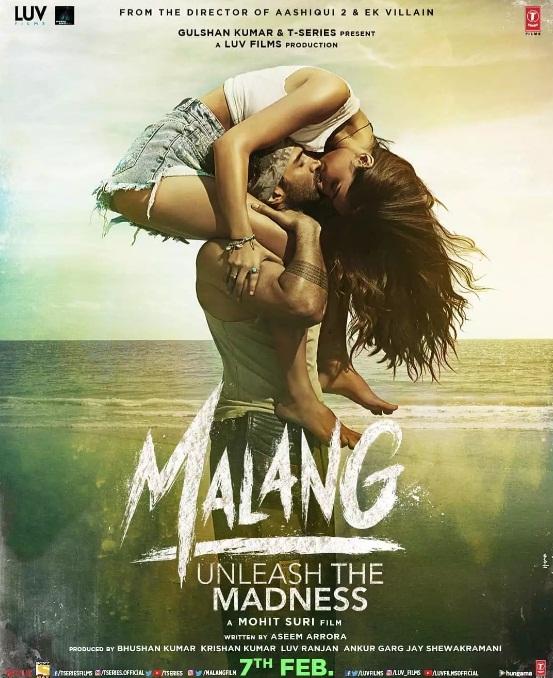 Bollywood Tadka, Malang Posters