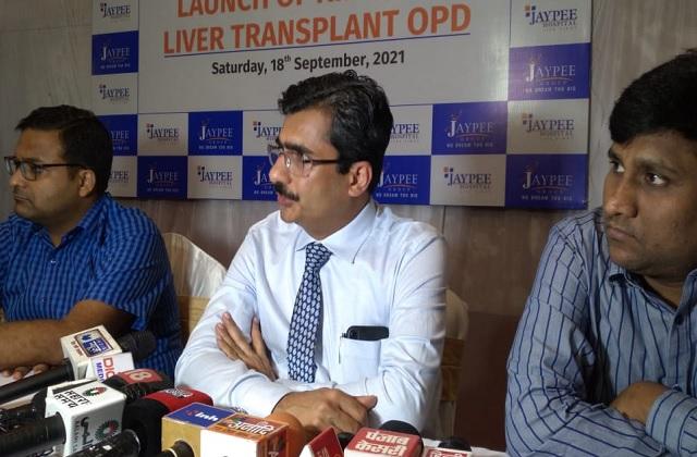 PunjabKesari, Jaypee Hospital, Gwalior, Apple Hospital, Madhya Pradesh News