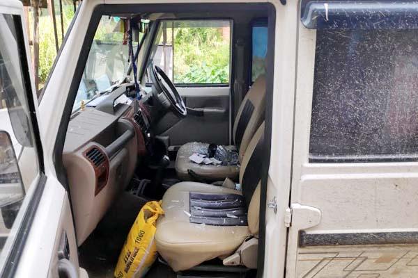 PunjabKesari, Bolero Jeep Image