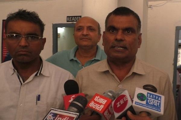 PunjabKesari, state, vigilance, bureau, thousand, rupee