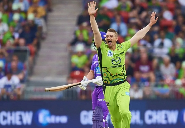 Daniel Sams, Golden Arm, Big Bash, Delhi Capitals, DC vs KXIP, KXIP vs DC, IPL news in hindi, IPL 2020, Indian premier League 2020