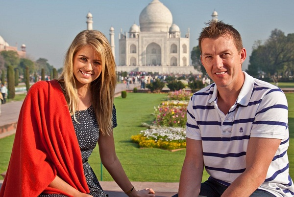 42-year-old Brett Lee becomes father, second wife gives birth to son