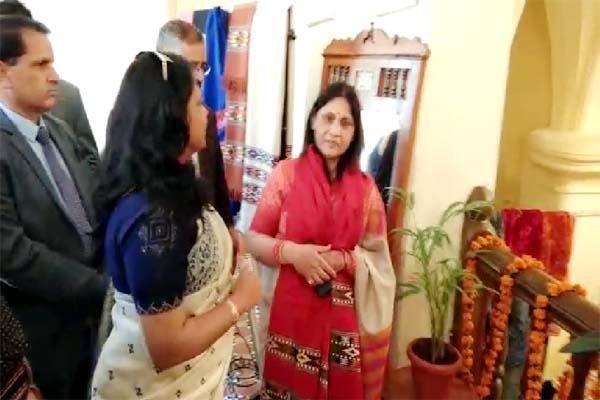 PunjabKesari, Exhibition Image