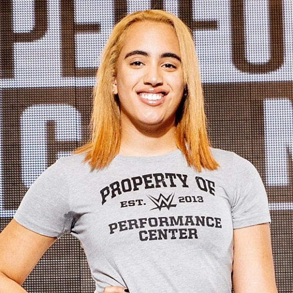 Becky Lynch does not want Simone Johnson to hit his favorite move