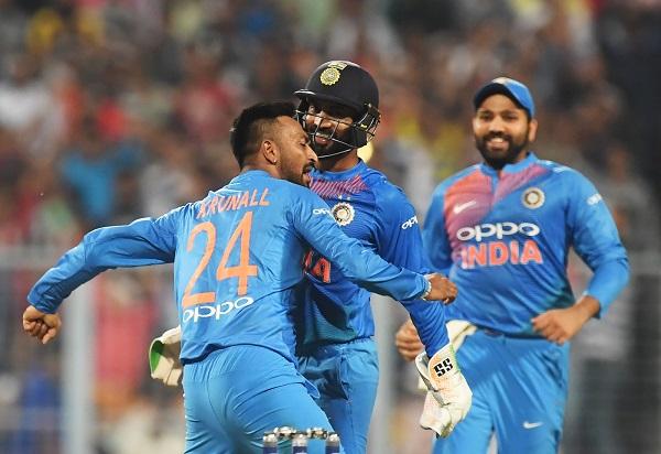 Krunal Pandya Image, Indian Cricket Team, T20