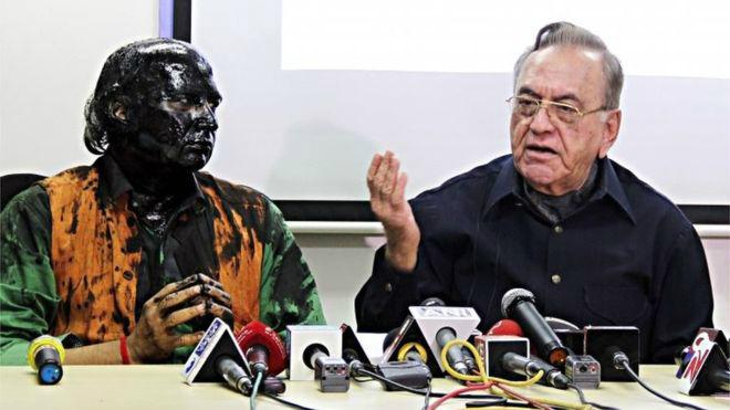 fir against unidentified people in sudhindra kulkarni case