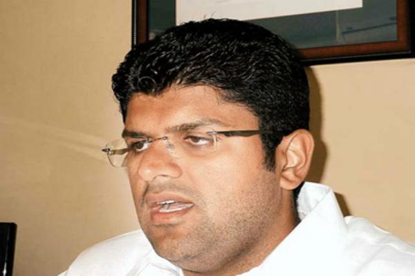 op chautala is not a terrorist dushyant