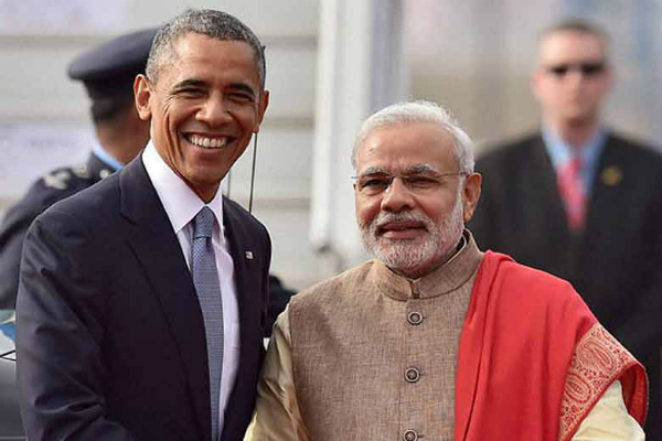 paris on the sidelines of the climate conference modi met obama will