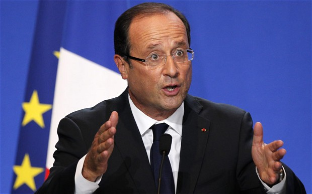 hollande also expressed fears can put some obstacle in climate conference