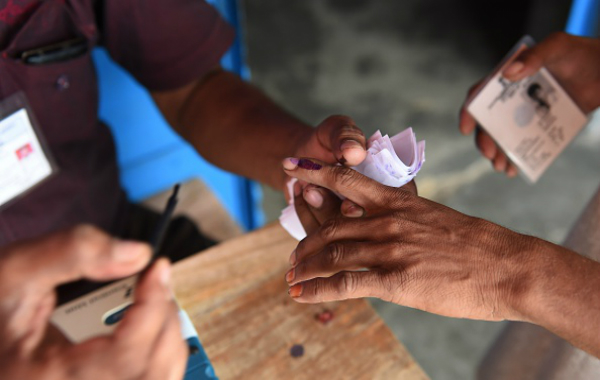exemption from haircut to food health check up to promote voting