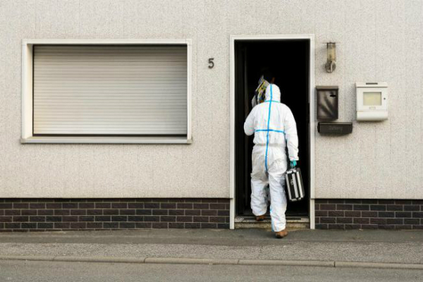 german police mother confessed to the killing of her 8 babies