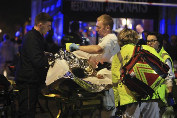 paris attacker belgium is connection report