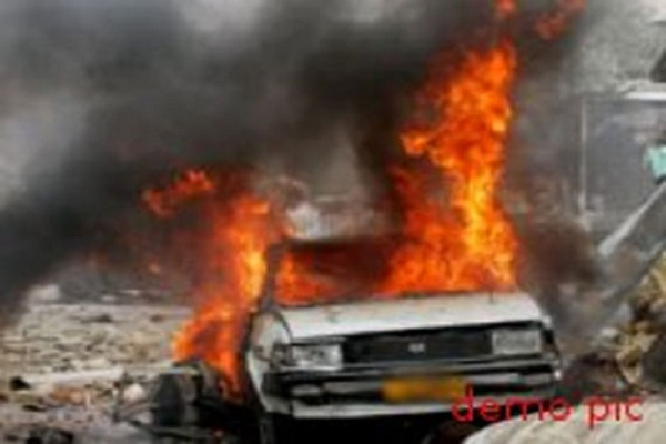 nine dead in car bomb blast in lebanon four injured