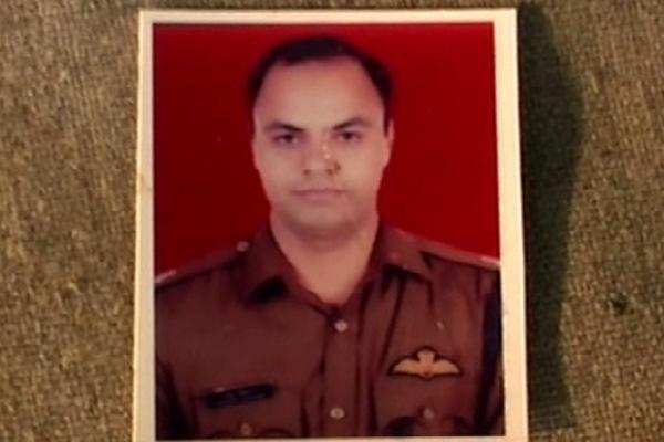 rajesh pilot died shyoran weeds in the village notables barwas