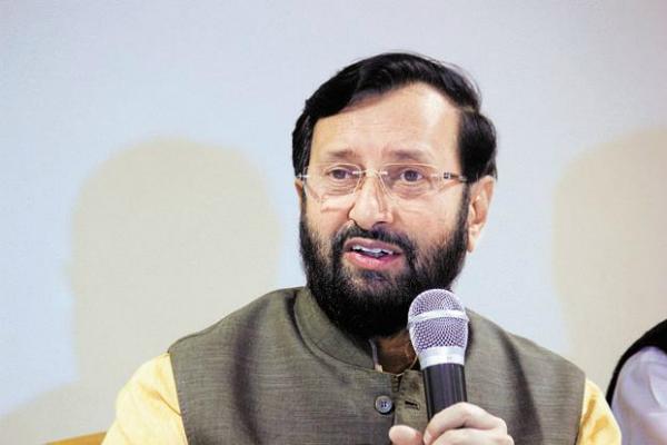 environment minister prakash javadekar