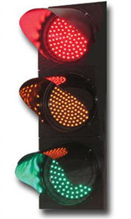 traffic lights will start on 11 round about
