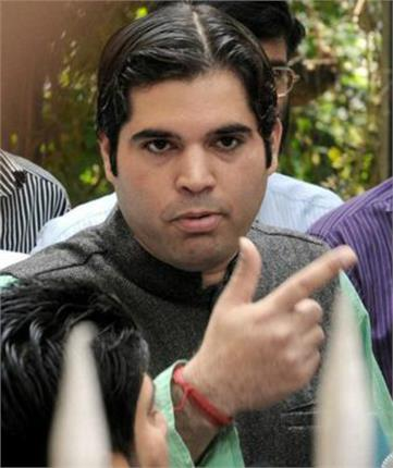 varun gandhi told party workers bdtmij