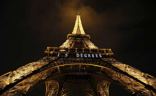 paris climate conference the final draft agreement