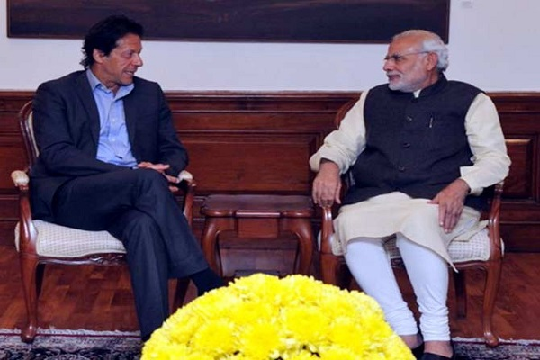 the prime minister met imran khan indo pak cricket series of discussions on