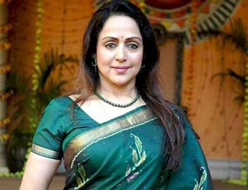 hema malini to file nomination papers on monday from mathura
