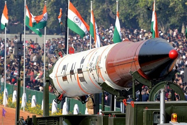 pakistan think tank claims india can make 492 more nuclear bomb