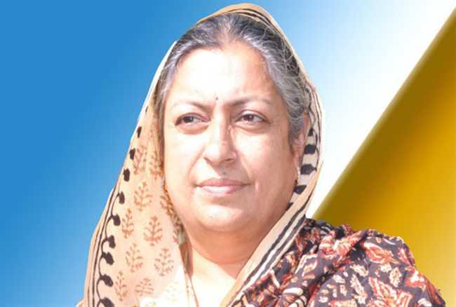 asha kumari will come in chandigarh on 5 november