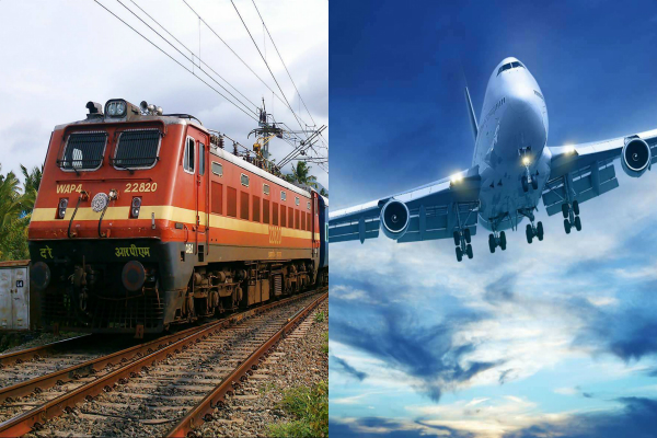 air india, indian railways