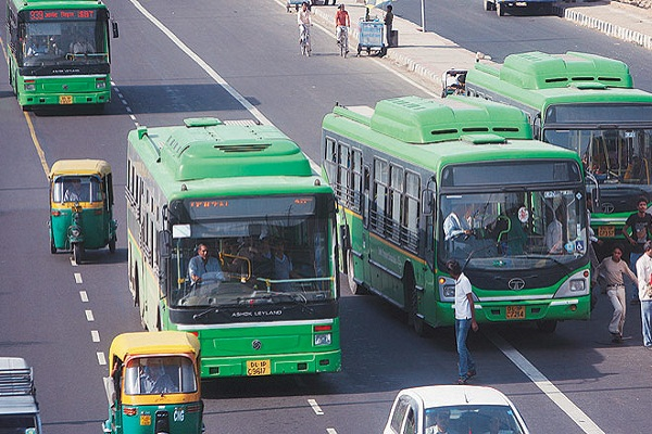 delhi 3 000 more buses for delhi people