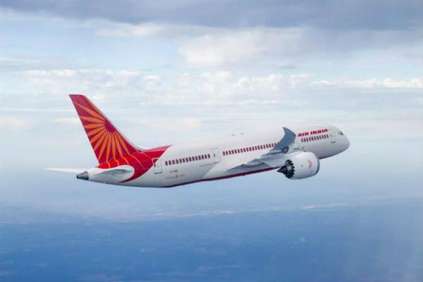 air india world record