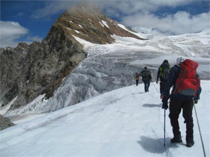 kangla glacier foreign women tracker death