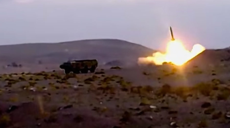 yemen rebels fired missile toward mecca  saudi arabia