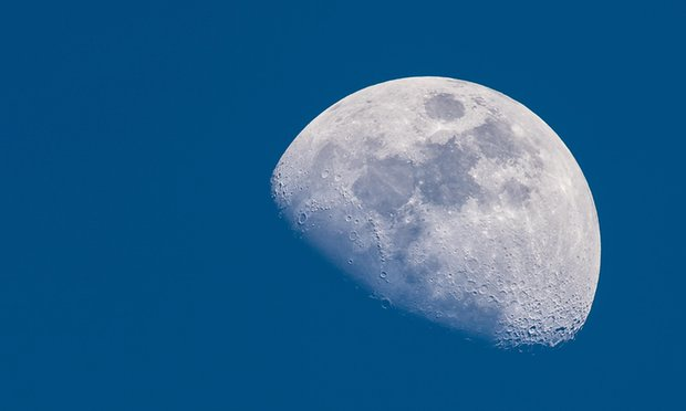 face of the moon to change completely in 81 000 years time