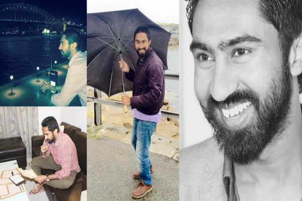brisbane bus driver manmeet alisher parents unaware of his death brother arrives in australia