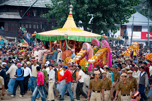 dussehra festival kullu