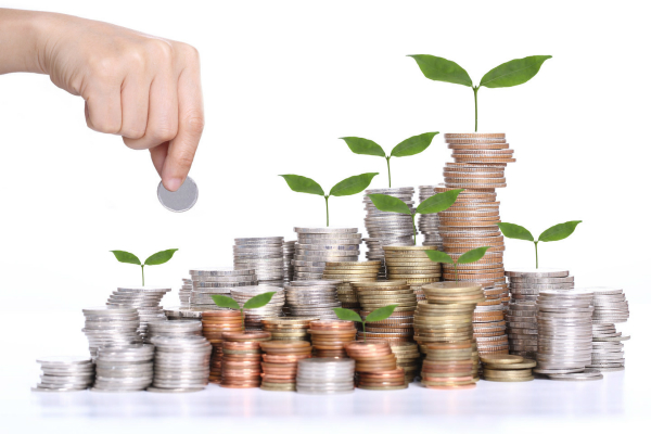 compound interest investment