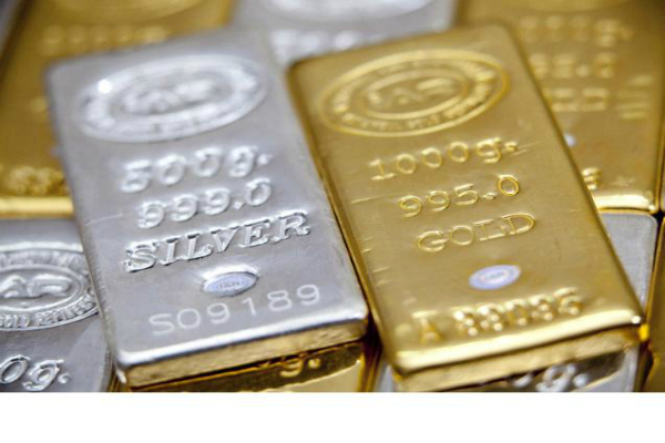 gold silver gives negative return crude also fell in fifth consecutive year