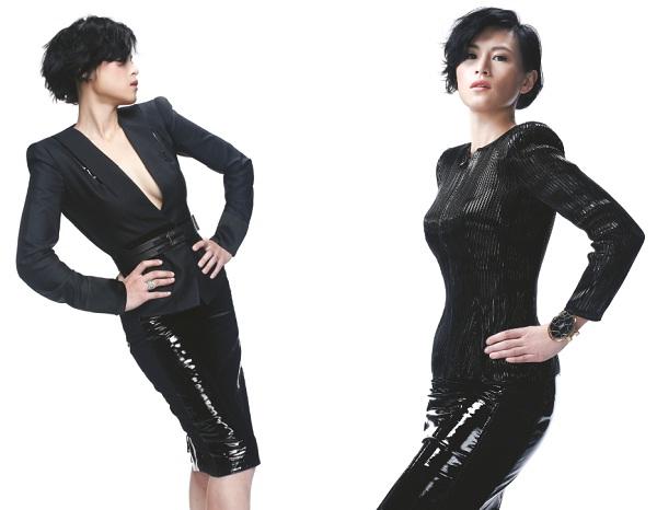 gigi chao  lesbian daughter of hong kong billionaire cecil chao