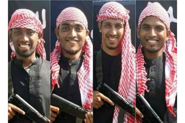 rifles used in dhaka attack was built in india