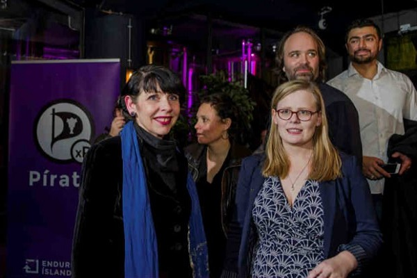 iceland election  pirate party won as exit poll