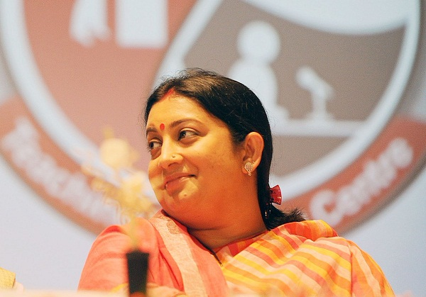 delhi court dismisses plea to summon union minister smriti irani in degree controversy