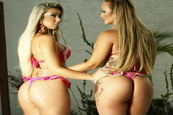 mother and doughter together  won miss bumbum competition