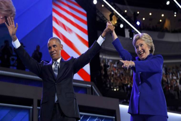 hillary clinton will carry forward barack obama legacy on indo us ties