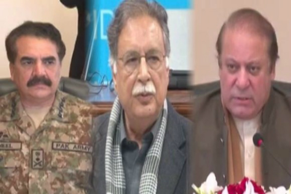 pakistan information minister removed over newspaper leak on army government rift