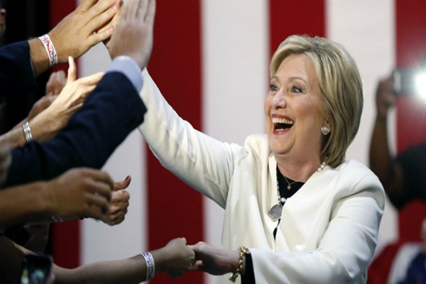 indian americans raise over 10 million for clinton campaign
